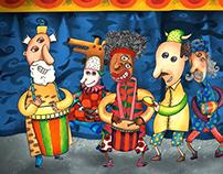 Samba da Páscoa (Leandro Maia)