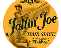 """Joltin Joe"" Packaging"