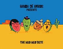AMIGO juice launch campaign