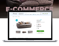 Furniture e-commerce