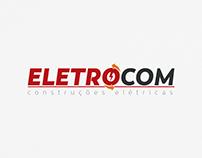 Identidade visual Eletrocom