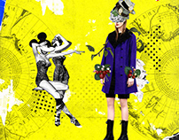 Collage Artwork 100-102