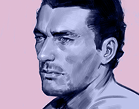 One Portrait Everyday - Part 3
