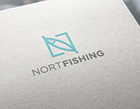 Nort Fishing Logo