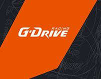 G-Drive vector car illustration