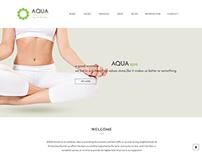 Aqua - Spa and Beauty HTML5 Template