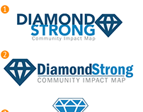 Diamond Strong Logo