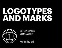 Letter Marks Vol. 1