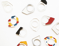 Sliced and dipped: Rings