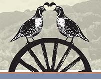 California Wedding Motif | Carmel Valley