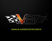 V8 - Autorepuestos