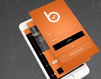 Social Network - Mobile App