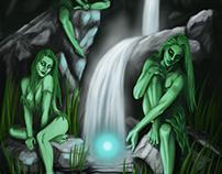 Rusałki / Water Nymphs