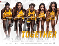 BCU Fall Sports Posters