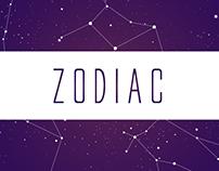 Zodiac | Projeto Acadêmico | Ilustração