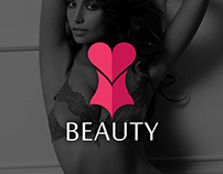 Beauty Nightwear and Lingerie Logo