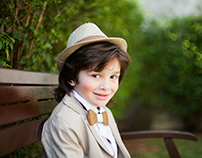 Little gentleman - Raphael