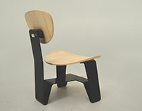 Sym Accent Chair - Student Project