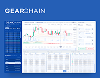 Gearchain Cryptocurrency Marketplace