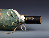 大风酒庄葡萄酒包装设计