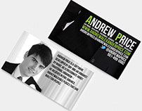 Andrew Price Business Card