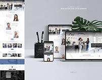 A WHITE - Web site