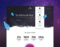 Website templates   astrology