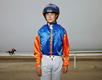 Alan Powdrill 'The Ballyferriter Races'
