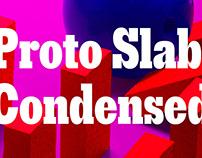 Proto Slab Condensed