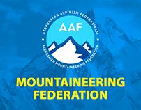 Mountaineering Federation Website Design