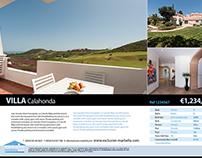 Window Cards & Listings