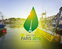 360 virtual tour on climate change for COP21 Paris.
