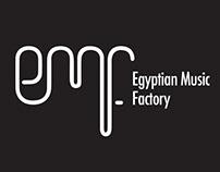 Egyptian Music Factory- Logo Concepts & Animated Logo