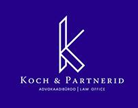 Branding for law office. 2018