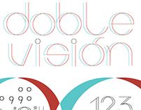 Doble Visión Typeface