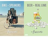 Miller Chill Campaign