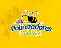 """""""Polinizadores"""" Campaña de protección a las abejas"""