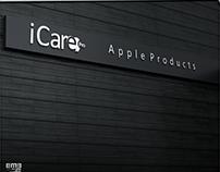 iCare // logo design.