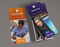 Highline College - Prof-Tech Rack Cards
