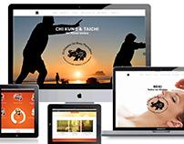 Web responsive + Newsletter