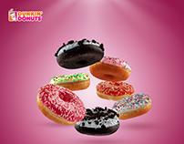 Dunkin_Donuts Unofficial Social Media Design