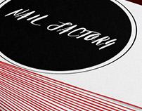 Logo - Nail Factory