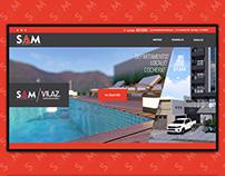 Web SAM - desarrolladora