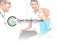 Cerro Gordo Public Health Identity