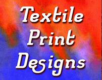 Textile Print Designs
