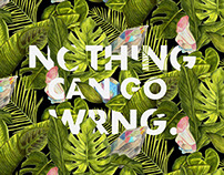 Nothing Can Go Wrng Print + Pattern Design Studio