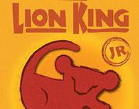 Lion King Jr. poster
