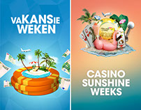 Holland Casino - Casino Sunshine Weeks / vaKANSieweken