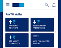 PAYTM landing page redesigned for Non-techies