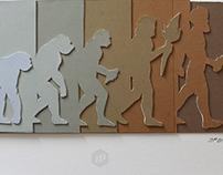 The Human Evolution
